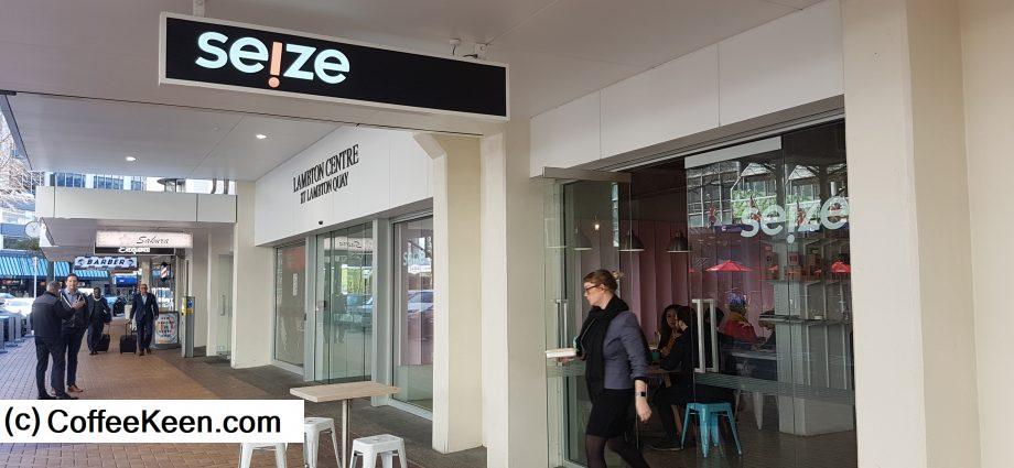 Seize, Wellington, New Zealand